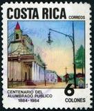 Selo postal Fotos de Stock
