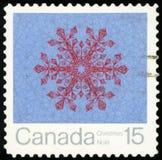 Selo postal - Canadá Imagens de Stock Royalty Free