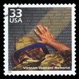 Selo postal dos E.U. foto de stock royalty free