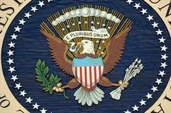 Selo presidencial Imagem de Stock