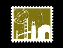 Selo, San Francisco Foto de Stock Royalty Free