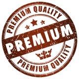 Selo superior da qualidade Imagem de Stock Royalty Free