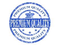 Selo superior da qualidade ilustração stock