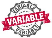 selo variável selo ilustração stock
