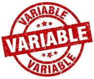 Selo variável ilustração royalty free
