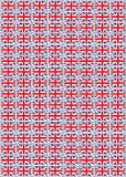 Selos de Jack de união Imagens de Stock