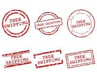 Selos livres do transporte ilustração do vetor