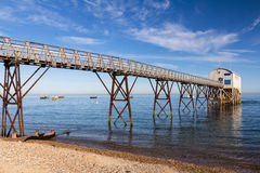 Selsey Bill le Sussex occidental image stock