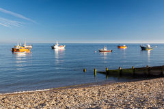 Selsey Bill West Sussex Royalty Free Stock Photos
