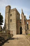 Selskar-Abtei Wexford-Stadt Co Wexford irland Stockfoto