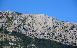 Seltene Felsen-Anordnungen Lizenzfreie Stockfotos