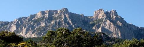 Seltene Felsen-Anordnungen Stockbild