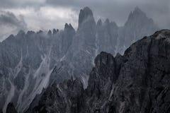 Seltene Felsen-Anordnungen stockbilder