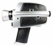 Seltene Super-8/8mm Film-Kamera Lizenzfreie Stockbilder