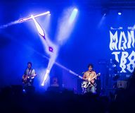 Selton al MI Ami Festival 2018 Fotografia Stock