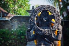 Selva del indonesio de dios de Ganesha Foto de archivo