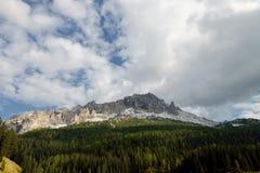 Selva di Val Gardena Italien Fotografering för Bildbyråer