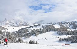 Selva di Val Gardena, Italy Royalty Free Stock Photos
