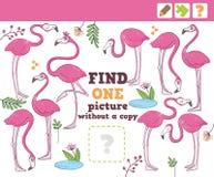 selva Educación que cuenta el juego para los niños stock de ilustración