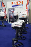 Selva Stand - Boat Show Roma Stock Photos