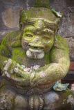 Selva y arquitectura del Balinese Imagenes de archivo