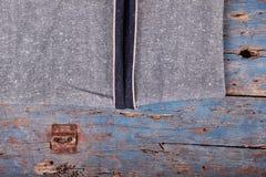 selvedge τζιν backgroud Στοκ εικόνες με δικαίωμα ελεύθερης χρήσης