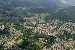 Selvino village, Italy Royalty Free Stock Images