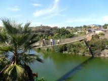 Selwo aventure-Estepona-Malaga Fotografie Stock Libere da Diritti