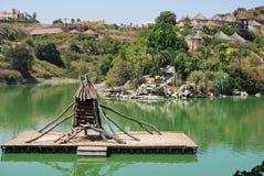 Selwo-Park Lizenzfreies Stockfoto
