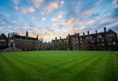 Selwyn College Imágenes de archivo libres de regalías