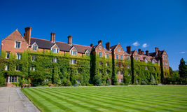 Selwyn College, Cambridge, UK Royalty Free Stock Images