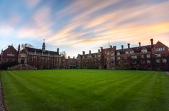 Selwyn College Royalty Free Stock Photography