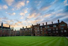 Selwyn College Stock Photography