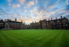 Selwyn College Royalty Free Stock Images