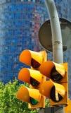 Semáforo. Imagenes de archivo