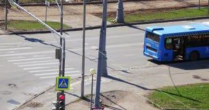 Semáforo e intersección metrajes