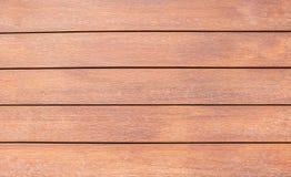 Sem emenda de madeira, textura ou fundo de Brown Imagem de Stock Royalty Free