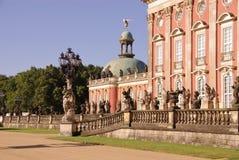 Sem o souci em Potsdam Fotografia de Stock