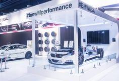 SEMA车展2014年 库存照片