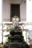 Sema au temple historique à Ayutthaya photographie stock libre de droits