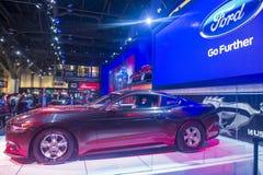SEMA car show 2014 Royalty Free Stock Photos