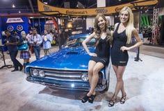 SEMA car show 2013 Stock Photo