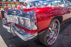 SEMA car show 2014 Royalty Free Stock Image