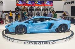 SEMA car show 2014 Royalty Free Stock Images