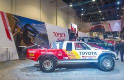 SEMA car show 2014 Royalty Free Stock Photo