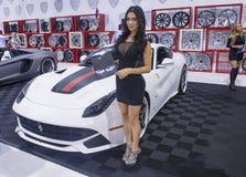 SEMA-de auto toont 2013 Royalty-vrije Stock Afbeelding