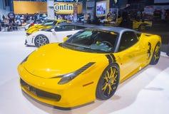 SEMA-de auto toont 2014 Stock Afbeeldingen