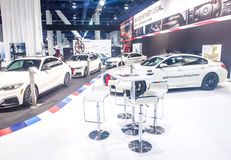SEMA-de auto toont 2014 Stock Foto's