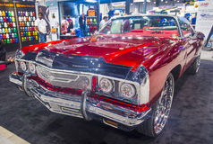 SEMA-de auto toont 2014 Royalty-vrije Stock Foto's