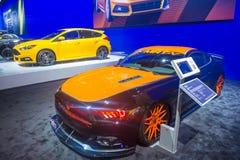 SEMA-de auto toont 2014 Stock Afbeelding